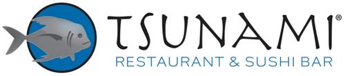 Tsunami sushi restaurant