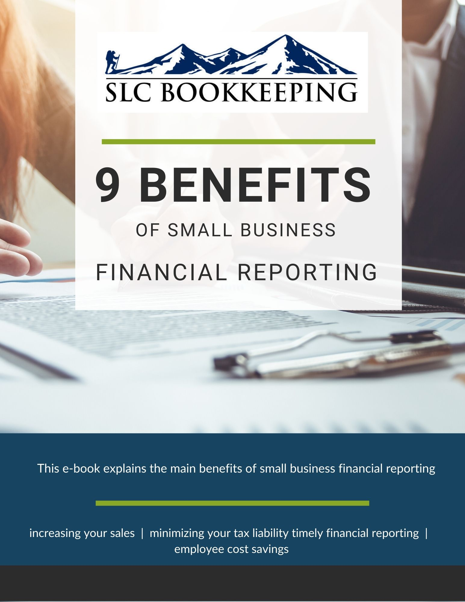 9 benefits of small business financial reporting