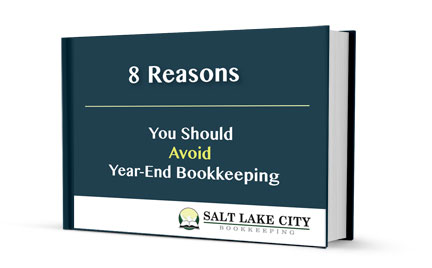 Download 8 reasons you should avoid year-end bookkeeping ebook!
