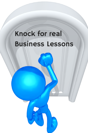 Business Lessons from the School of Hard Knocks