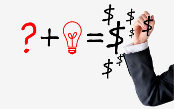 Turning a Business Idea Into Money