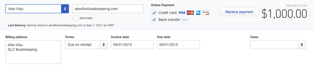 QBO Payments