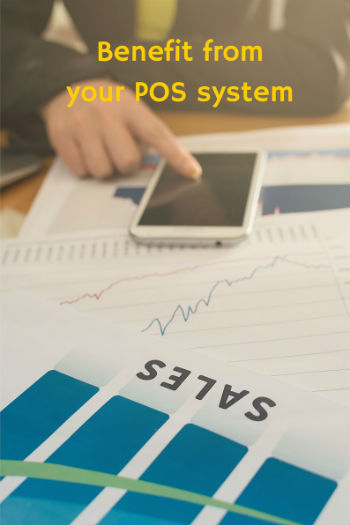 Reporting benefits of a POS system