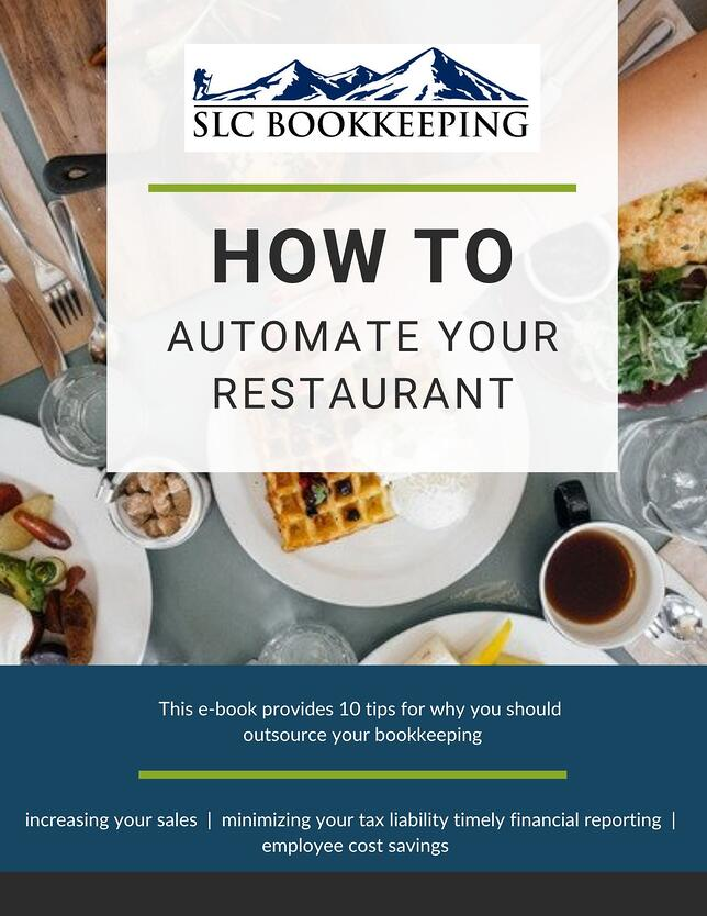 Restaurant Bookkeeping Cover