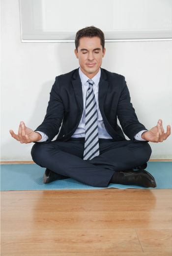 Want to Grow Your Small Business? Spend More Time on Yoga