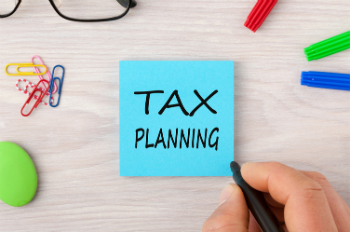 Why it's Never Too Soon to Start Planning Next Year's Tax Return