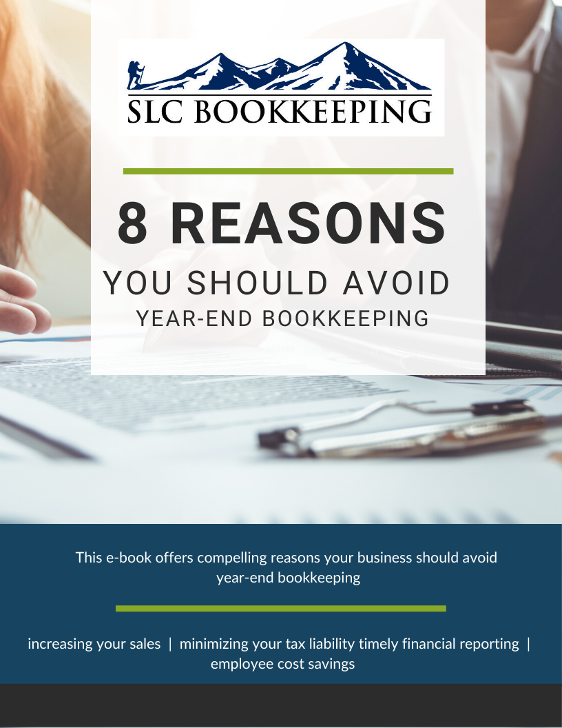 Avoid Year-End Bookkeeping
