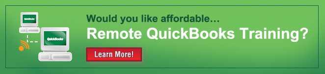 Need Help with Quickbooks, but want to do it yourself? Try Quickbooks remote training today!