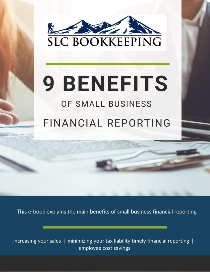 Small Business Financial Reporting