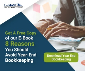 Click for your Year-End Bookkeeping eBook!
