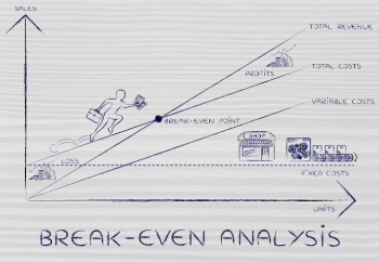 Break Even and Beyond – Why You Need a Cash Flow Forecast
