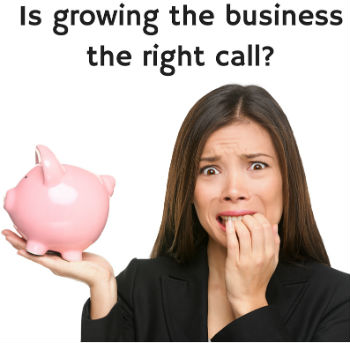 Can You Afford To Grow Your Small Business