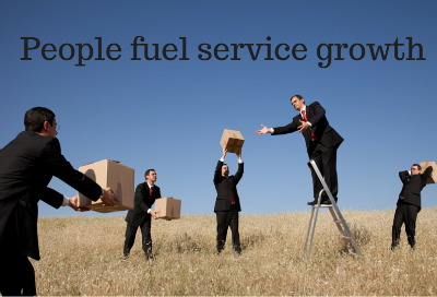 More Advice for Growing a Service Business