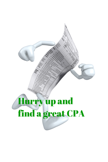 5 Reasons You Need A Great CPA For Your Small Business
